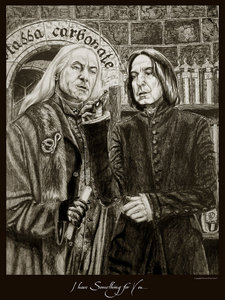 I really can't say how their friendship was over the years, that they were just working with each other as deatheaters, following Voldemort's orders. Severus and Lucius is two 'Private' Beings, meaning not 'Befriending' anyone like Best Buddies for life of Best vrienden forever. They had their own life that they lead. When Voldy ordered Lucius to get Snape. Lucius did not know for sure what Voldy is going to do. So he went with the order, in light to protect him and his family. If Lucius could get this right, he'll be Voldy's number 1 man again. So afterwards, I think it came as a shock, but being Lucius,,, he does not express his feelings clear, but deep down, I think he was both shocked and devastated, for he lost a his Schoolmate and his fellow deatheater who always did his deed right.