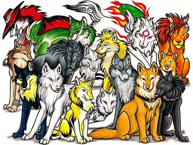 NYAN WOLF PACK OR STEALTH PACK