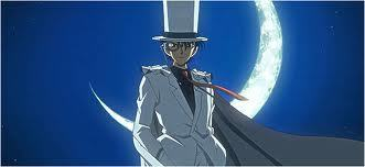 Kaito Kid from Case Closed(:
