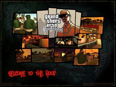 Grand Theft Auto: San Andreas <3