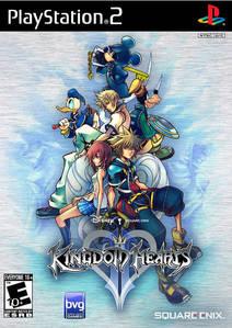 Kingdom Hearts 1 & 2 2