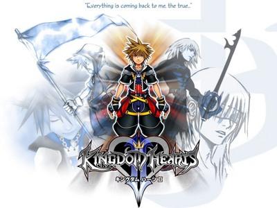 <3 Kingdom Hearts 2 <3
