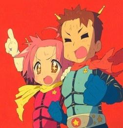 Akira Kogami and Minoru Shiraishi!