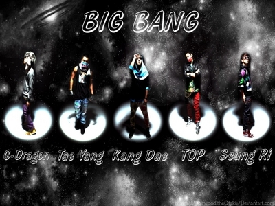 omg soo many!!! Big Bang im like so into K-pop so this is them(below pic)i Любовь the tallest and oldest guy (TOP)which is your Избранное just currious=)