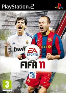 Well atm it would be: FIFA11! It used to be : ONI! Grand theft auto can also be counted as my fav game!:D