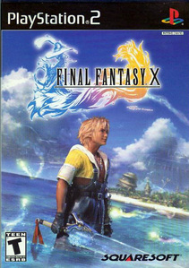 Final fantasía 10 is without a doubt my favorito! game for PS2. :3