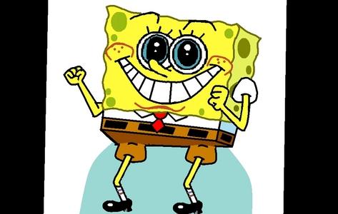 I'm a big অনুরাগী of Spongebob And 6/12 is my birthday. Here's my icon: