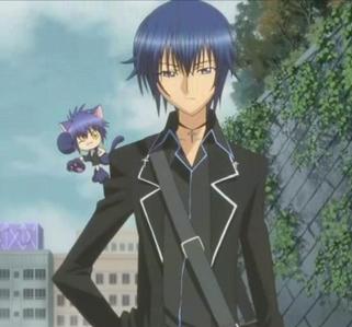 Um... Ikuto and Yoru? X3
