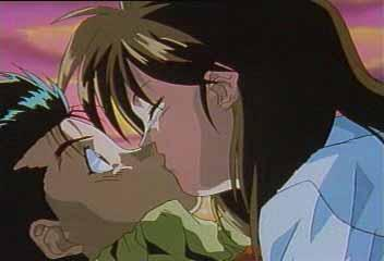 Yusuke and Kayko are so cute together <3