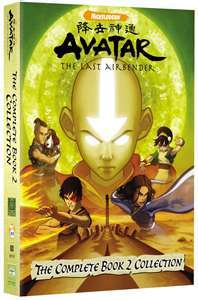अवतार the last airbender: book 2 box set, dose it have 5 discs ? या 4 ?