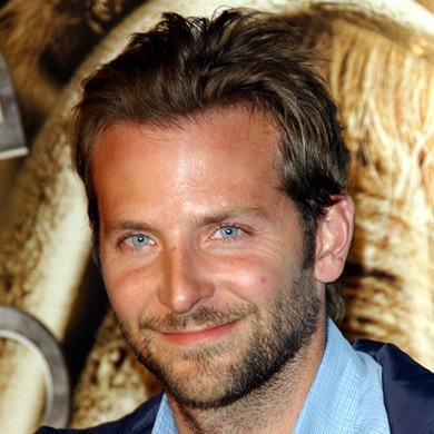 Is Bradley Cooper hot in this picture?