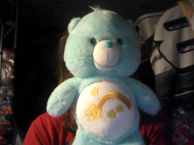 What is the name of this Care Bear?