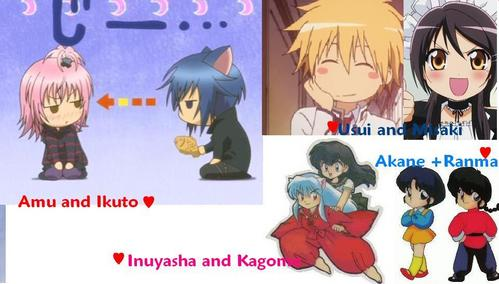 Who's the cutest anime character/couple in chibi version? ^.^