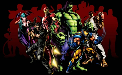 """Anyone excited for """"Marvel VS Capcom 3"""" coming out?"""