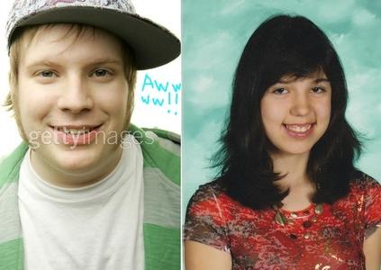Do we look alike oder kinda alike?