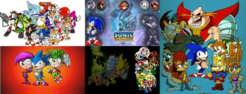 is anyone here a Sonic fan? just wondering