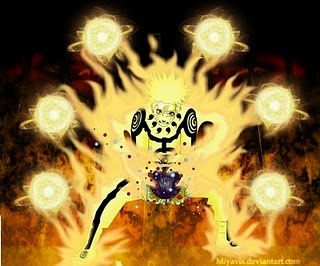 i found a image with the new power of naruto. do あなた like this power?