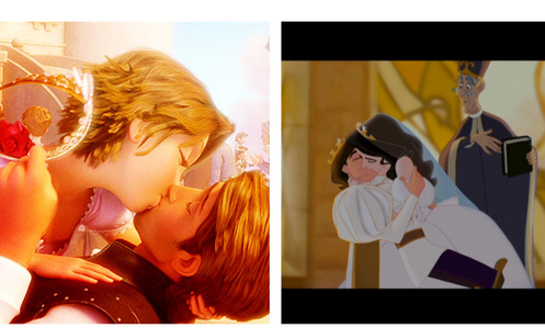 Did You Like The Ending In Tangled Tangled Answers Fanpop