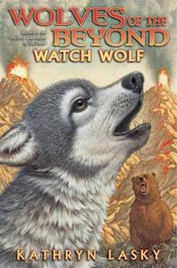 When is the third book Watch lupo coming out?