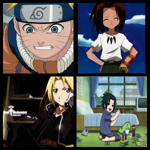 Which blonde animê characters do you like/love?