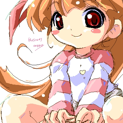 personality Momoko/Blossom