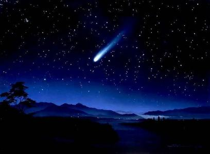 AHHHH! A meteor is headed towards you! What do anda do?!?