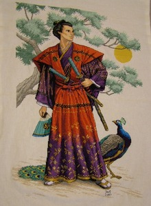 A Japanese man comes up to u and offers u 10000000 Yen (Just about $10000) if u lick the sidewalk. This Japanese man happens to have on a pair of swords and a kimono. What do u do?
