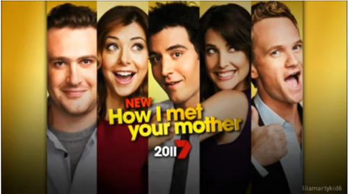 HIMYM Promotional Pics