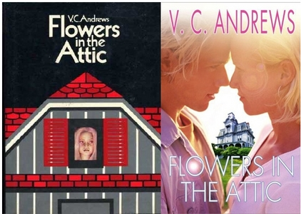 Ok, soo I just started 読書 V. C. Andrews 本 currenty on (Flowers In The Attic and Petal In The Wind) and I was wondering.... If anyone knows about the new cover...
