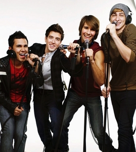 post a picture of big time rush