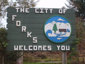Who here has ever been to forks? If so did te enjoy being there?