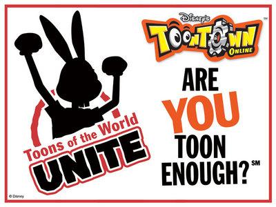Are te Toon Enough?