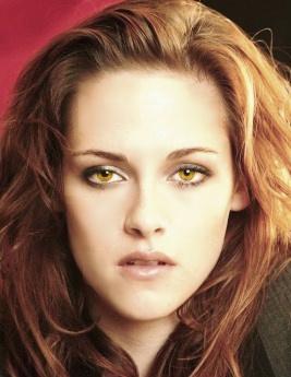 do Du guys think bella looks better as a vampire oder a human?