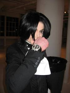 what do u think was michaels bad sides hehe?
