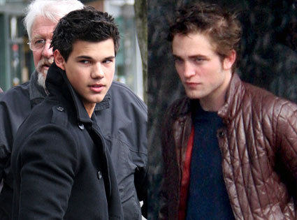 Whos a bigger star, sterne right now - Robert Pattinson oder Taylor launter?