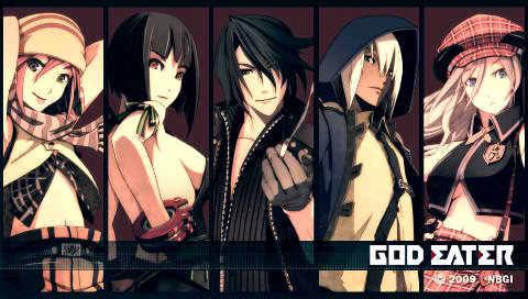 Do آپ think Gods Eater Burst is an anime?