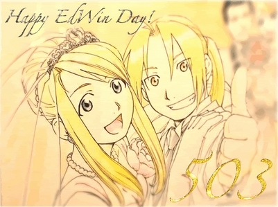 HAPPY EDWIN 日 EVERYONE!!!!! *throws confetti* Who's in the mood for an Equivalent 支持 Exchange? =DD