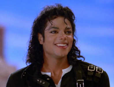 What's the cutest picture of michael that you have during the thriller era or bad era