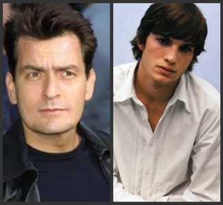 "Do आप guys know they wont Ashton Kutcher - to replace Charlie in "" Two and half men """