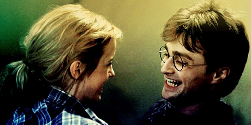What song would best describe Harry and Hermione's relationship?