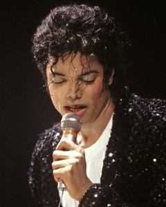 Have you ever performed with Micheal's song or dance?