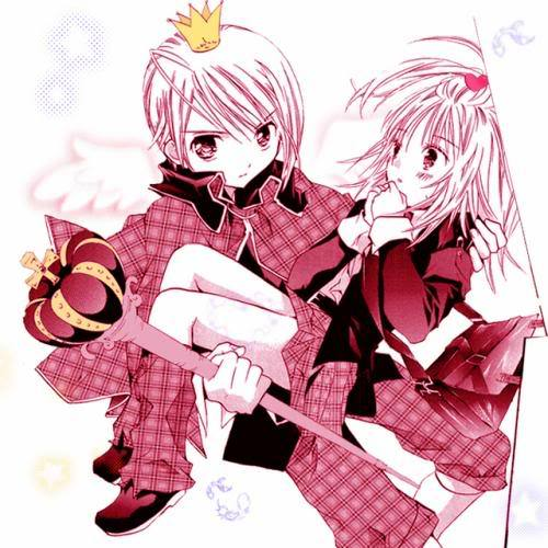 POST THE CUTEST PICTURE OF SHUGO CHARA COUPLE!