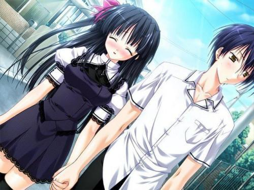 Which anime girl/boy you've always dreaming to be with?