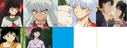Who Are Your Topo Inicio Five Favorito Inuyasha Characters