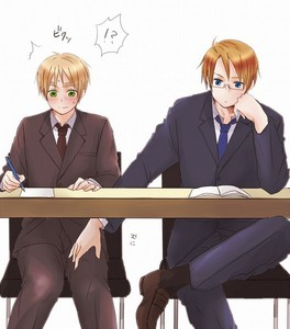 Post the most amazing USUK pic!