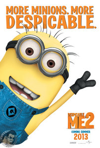 What do Du think Despicable Me 2 will be about?.