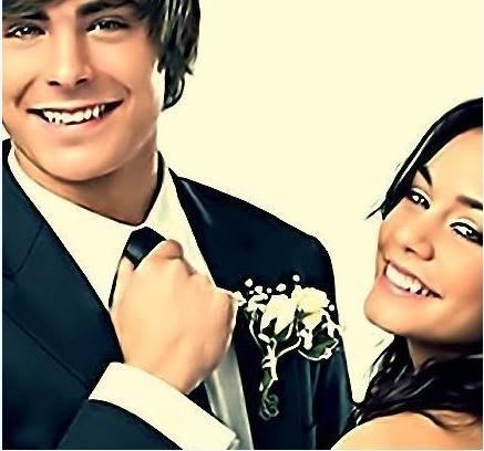 post a pic of zac and vanessa