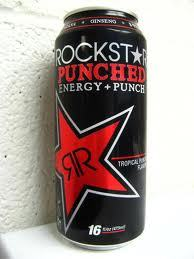 is it bad that i gave my sister a rockstar?