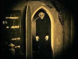 Is this the scariest vampire movie ever made. Nosferatu with Max Schrek.