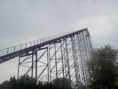 Who heard bout the kid who died today at darien lake on the superman? he died on july 9 2011